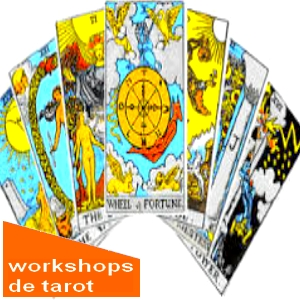 Workshops de Tarot